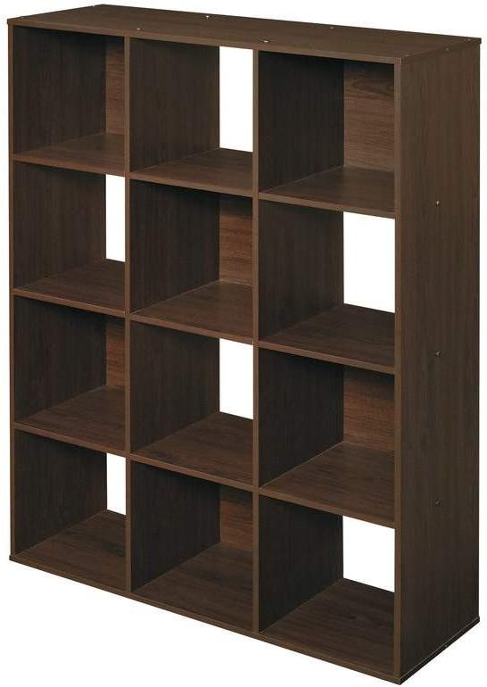 Most Popular Closetmaid Cubicals Cube Unit Bookcase (View 13 of 20)