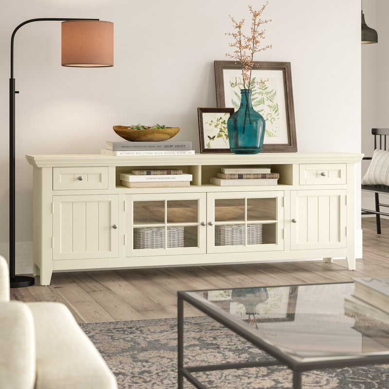 """Most Popular Colefax Vintage Tv Stands For Tvs Up To 78"""" Within Yates Tv Stand For Tvs Up To 78"""" (View 3 of 20)"""