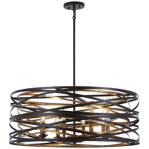 Most Popular Contemporary And Modern Drum Pendant Lighting Free Shipping In Buster 5 Light Drum Chandeliers (View 21 of 30)