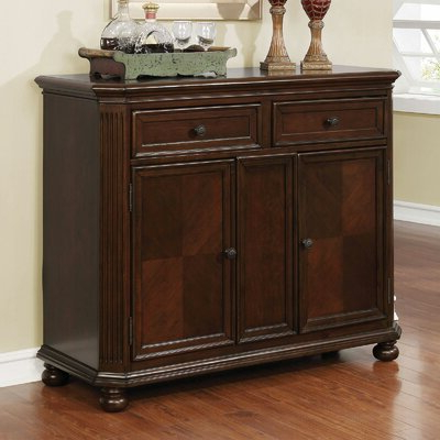 Most Popular Darby Home Co Dowler Server In  (View 14 of 20)