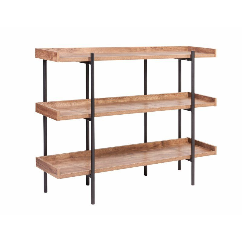 Most Popular Gracie Oaks Calona Modern Etagere Bookcase – Artofit Inside Epineux Etagere Bookcases (View 20 of 20)