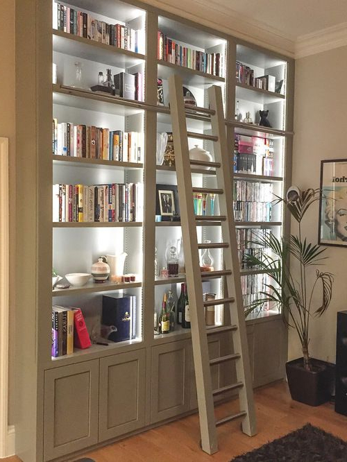 Most Popular Marilee Library Bookcases Throughout Pinveronika Bonyhecz On For The Home (Gallery 14 of 20)