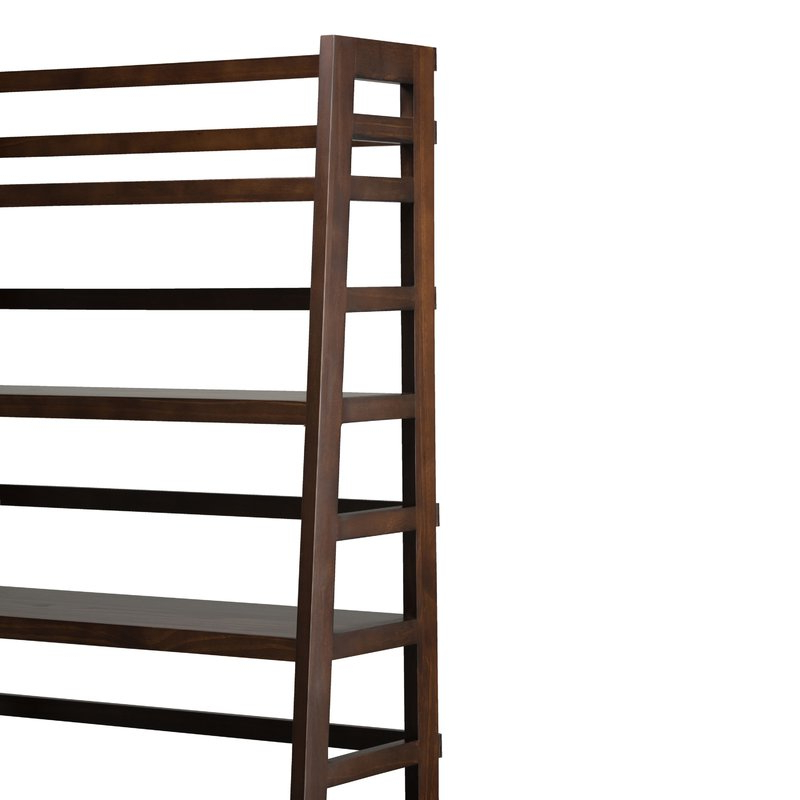 Most Popular Mayna Ladder Bookcase With Regard To Mayna Ladder Bookcases (View 15 of 20)