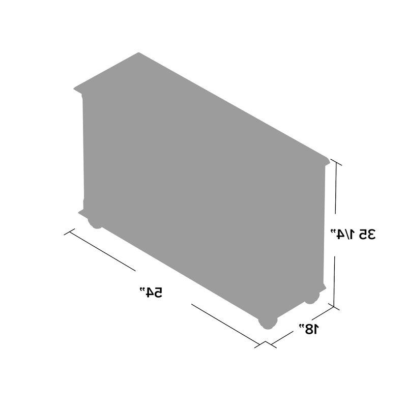 Most Popular Perez Sideboard Regarding Perez Sideboards (View 6 of 20)