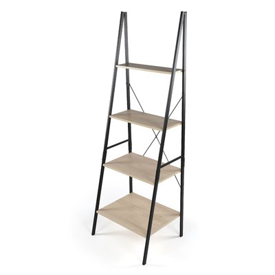 Most Popular Rech 4 Tier Etagere Bookcases In Wrought Studio Rech 4 Tier Etagere Bookcase (View 7 of 20)