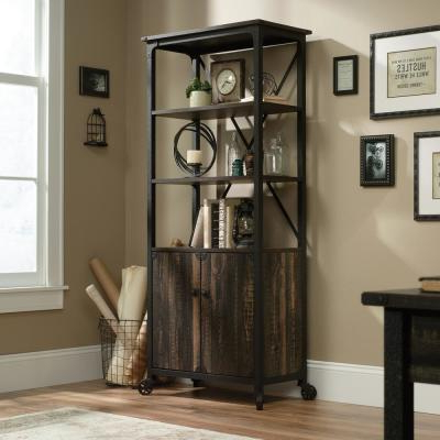 Most Popular Rustic – Bookcases – Home Office Furniture – The Home Depot Inside Fresno Standard Bookcases (Gallery 14 of 20)