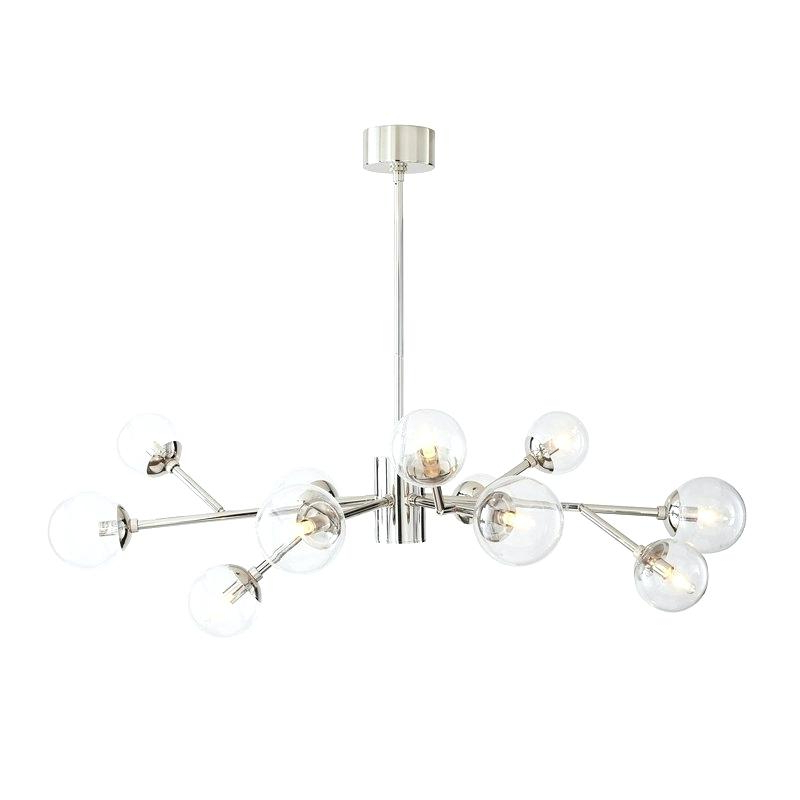 Most Popular Silvia 6 Light Sputnik Chandeliers Pertaining To Sputnik Light Fixture – Doretheawarnke (View 12 of 30)