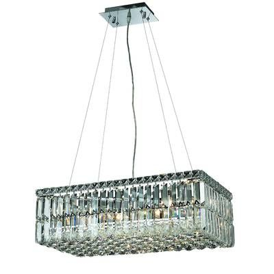Most Popular Von 4 Light Crystal Chandelier Intended For Blanchette 5 Light Candle Style Chandeliers (View 21 of 30)