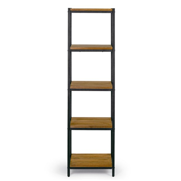 Most Recent Champney Modern Etagere Bookcases In Champney Etagere Bookcasezipcode Design (View 14 of 20)