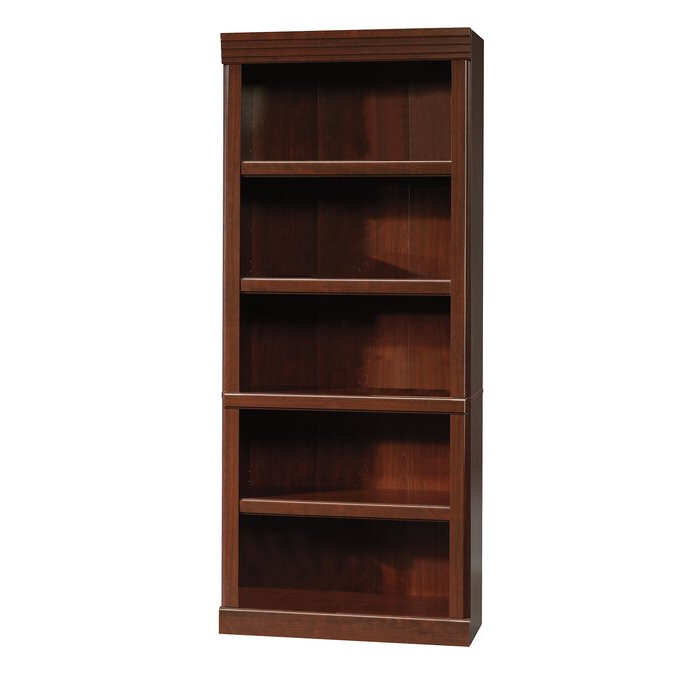 Most Recent Clintonville Standard Bookcase For Kayli Standard Bookcases (Gallery 19 of 20)