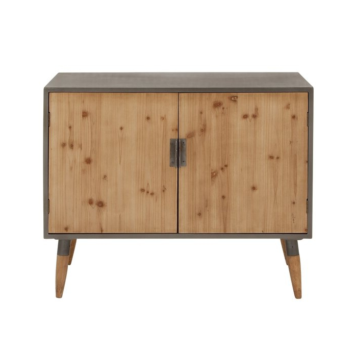 Most Recent Hannah Server Pertaining To Dowler 2 Drawer Sideboards (View 17 of 20)