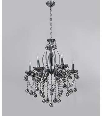 Most Recent Small Crystal Chandelier – Shopstyle Inside Filipe Globe Chandeliers (View 20 of 30)