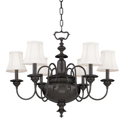 Most Recent Teche Within Millbrook 5 Light Shaded Chandeliers (View 21 of 30)