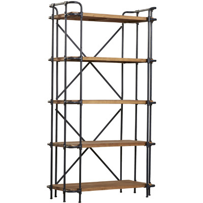 Most Recent Trent Austin Design Etagere Bookcase Regarding Rocklin Etagere Bookcases (View 16 of 20)