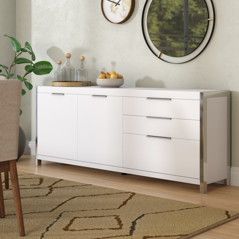 Most Recent Womack Sideboards With Regard To Damian Sideboard (View 7 of 20)