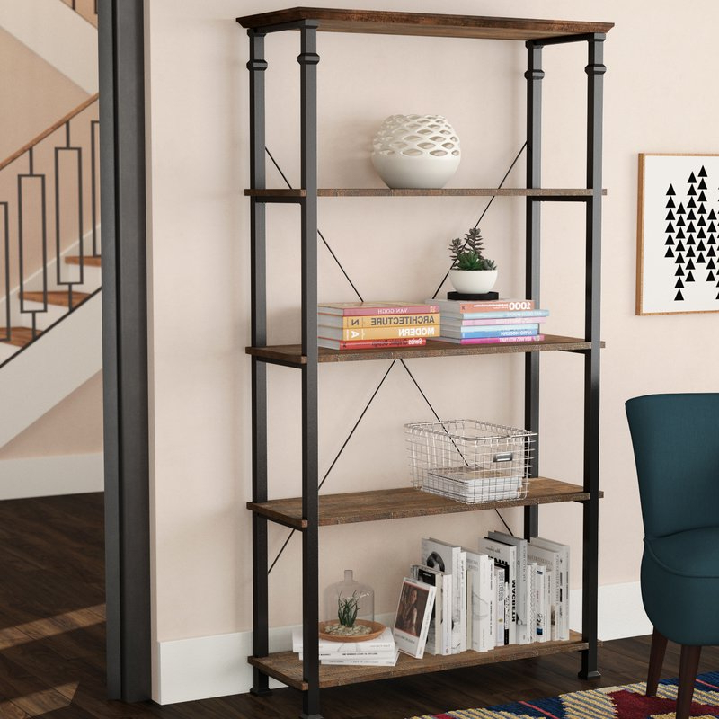 Most Recent Zona Etagere Bookcase Inside Moriann Etagere Bookcases (View 18 of 20)