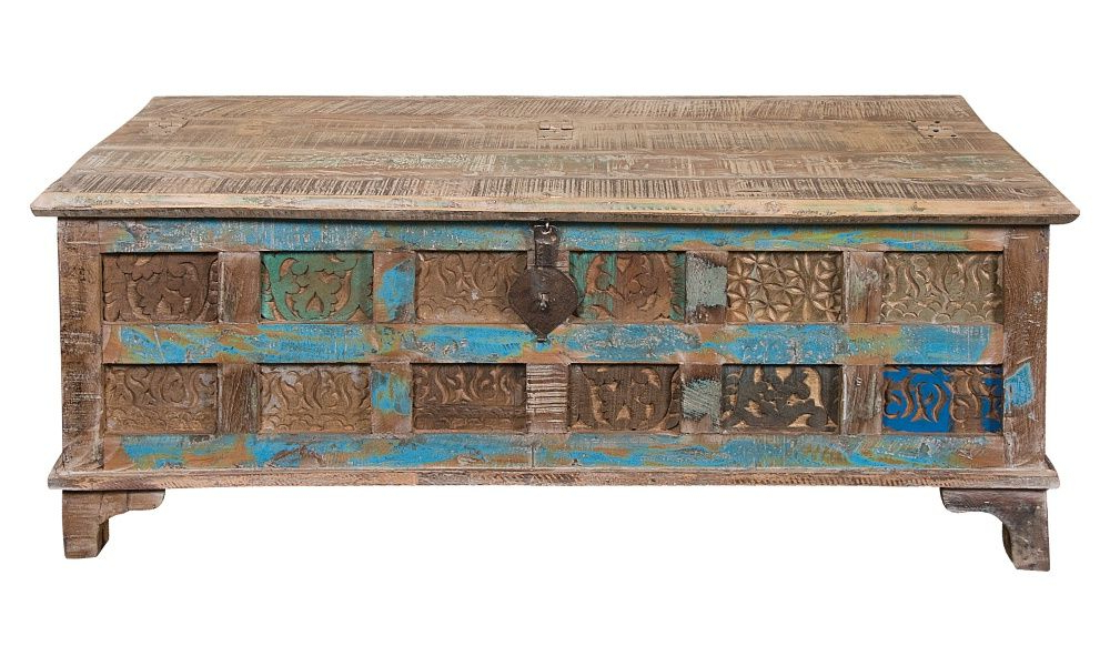 Most Recently Released 3 Hearts Style Furniture Collections  Rustic Bohemian Print With Mcdonnell Sideboards (View 12 of 20)
