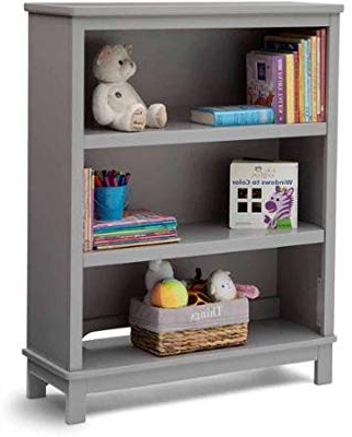 "Most Recently Released Amazon: Abigail 70"" Standard Bookcase (jamocha Wood With Regard To Abigail Standard Bookcases (Gallery 17 of 20)"