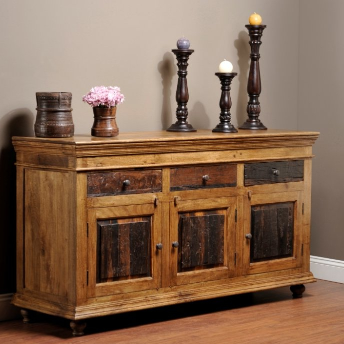 Most Recently Released Arminta Wood Sideboards With Regard To Arminta Wood Sideboard (Gallery 1 of 20)