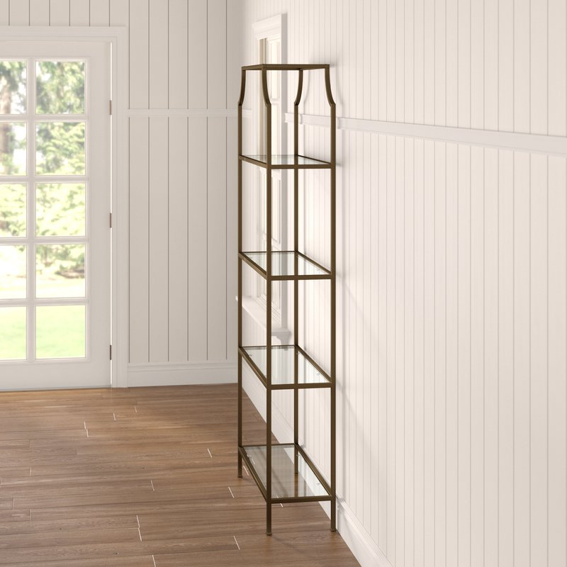 Most Recently Released Buchanan Etagere Bookcase Throughout Buchanan Etagere Bookcases (View 16 of 20)