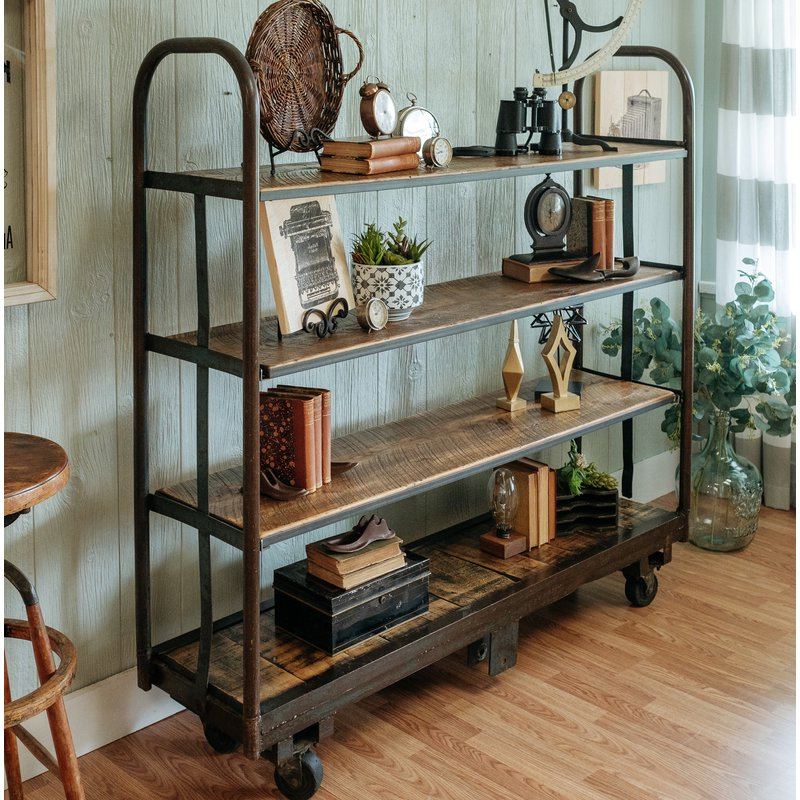 Most Recently Released Cart Etagere Bookcase With Baguia Etagere Bookcases (View 14 of 20)