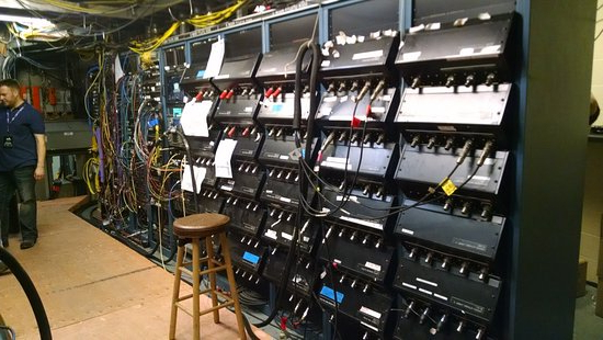 Most Recently Released Cleveland Server Throughout The Q Backstage – Picture Of Quicken Loans Arena, Cleveland (View 10 of 20)