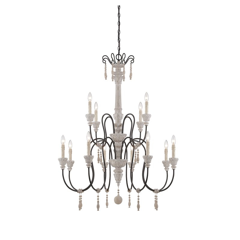 Most Recently Released Corneau 12 Light Chandelier For Corneau 5 Light Chandeliers (View 2 of 30)