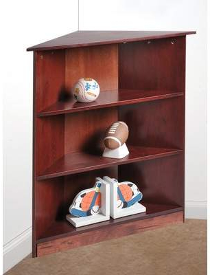 Most Recently Released Corner Bookcase Throughout Taylorville Corner Bookcases (View 17 of 20)