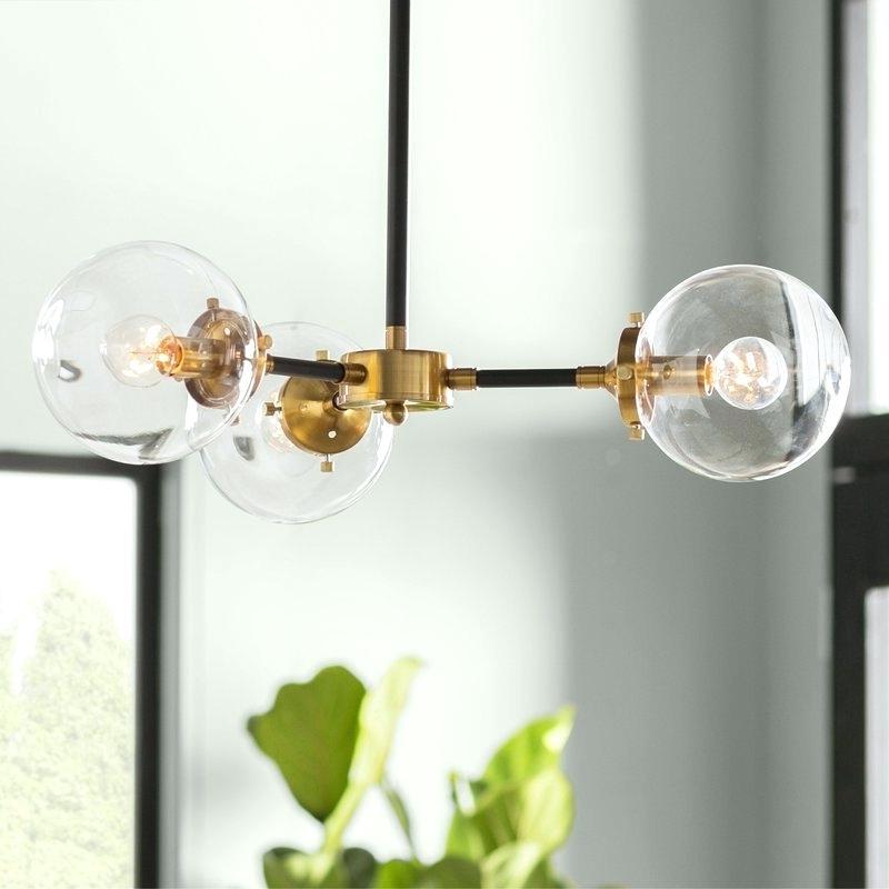 Most Recently Released Eladia 6 Light Sputnik Chandeliers Throughout Light Bulbs For Sputnik Chandelier – 7Artisans.co (Gallery 19 of 30)
