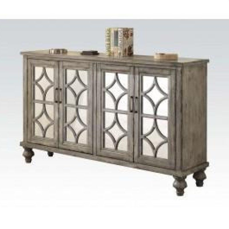 Most Recently Released Ethelinda Media Credenzas With Regard To Console Table In  (View 11 of 20)