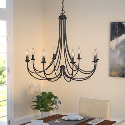 Most Recently Released Fixer Upper: Yours, Mine, Ours And A Home On The River Throughout Giverny 9 Light Candle Style Chandeliers (Gallery 16 of 30)