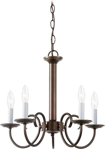 Most Recently Released Holman – Five Light Chandelier In Bell Metal Bronze For Suki 5 Light Shaded Chandeliers (View 22 of 30)