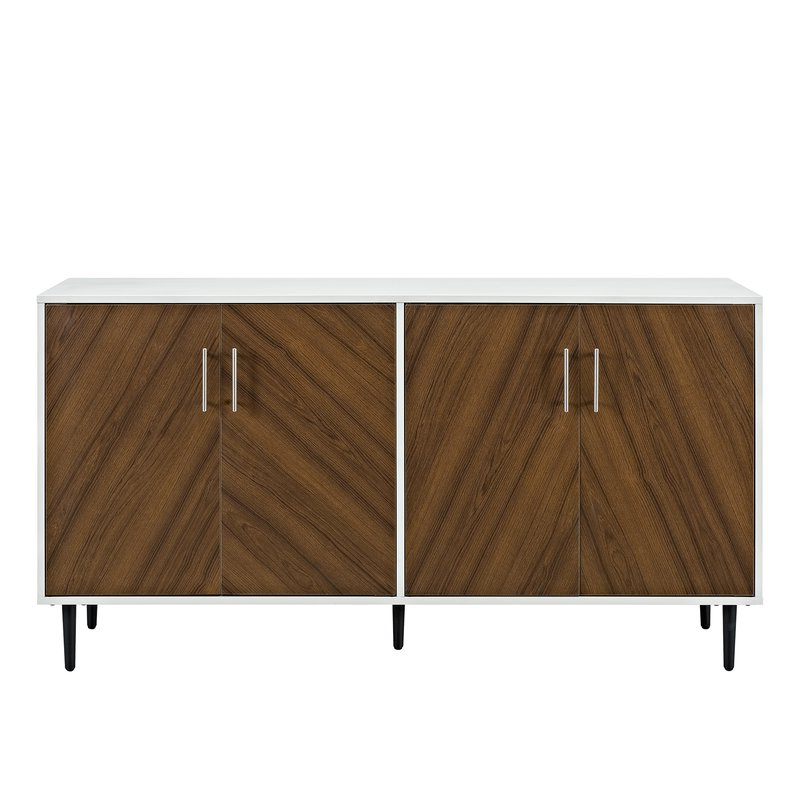 Featured Photo of Keiko Modern Bookmatch Sideboards