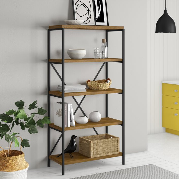Most Recently Released Moriann Etagere Bookcases With Regard To Champney Etagere Bookcase (View 19 of 20)