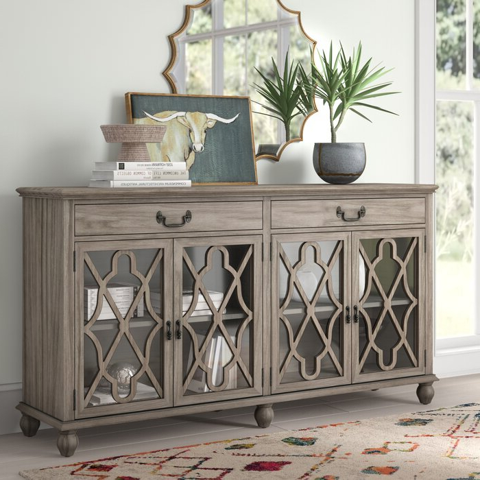 Most Recently Released Raquette Sideboards Regarding Mayra Sideboard (View 7 of 20)