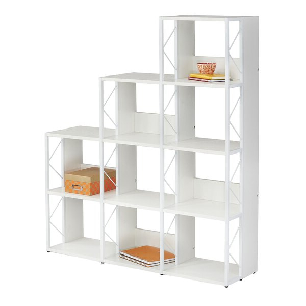 Most Recently Released Soho Step Bookcasemayline Group With Regard To Annabesook Etagere Bookcases (View 17 of 20)