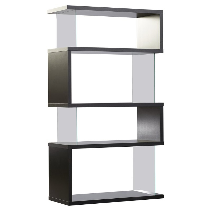 Most Up To Date Cullison Standard Bookcases Pertaining To Ignacio Standard Bookcase (View 13 of 20)