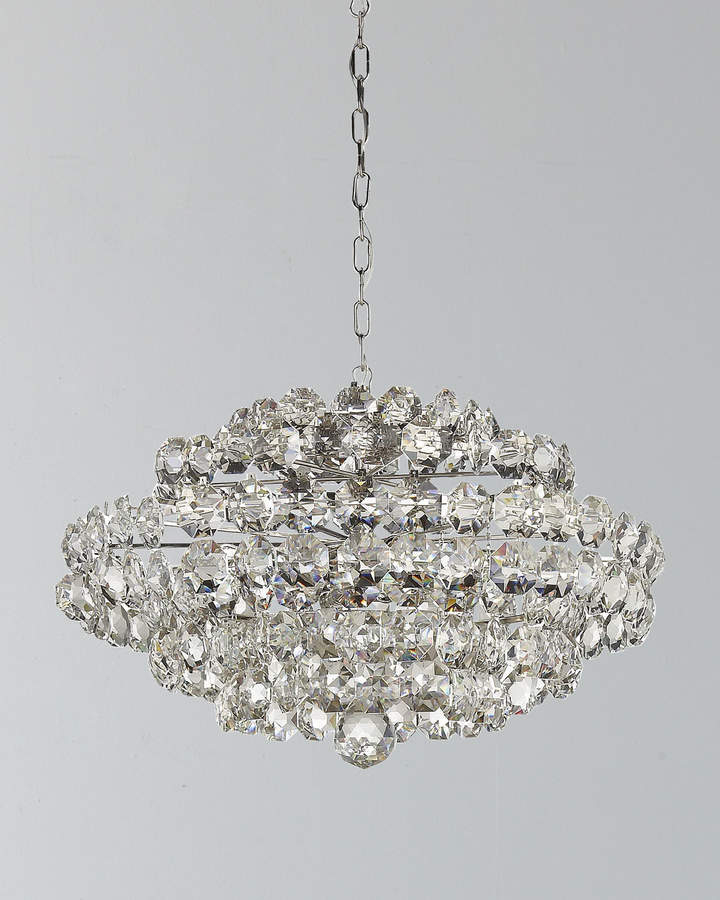Most Up To Date Filipe Globe Chandeliers Throughout Sanger Small 12 Light Chandelier (View 22 of 30)
