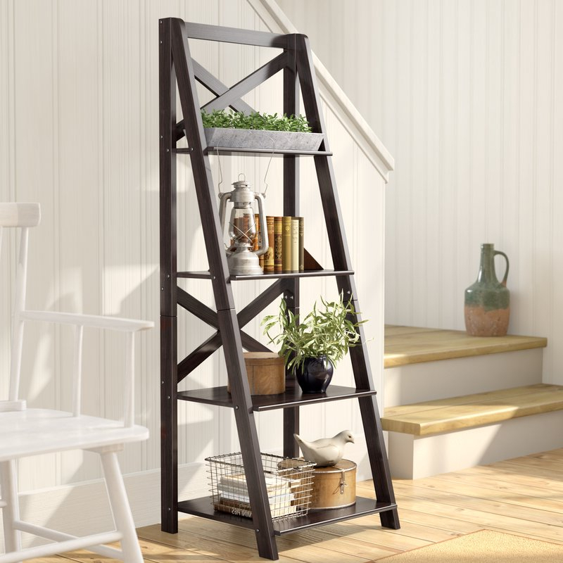Featured Photo of Kaitlyn Ladder Bookcases