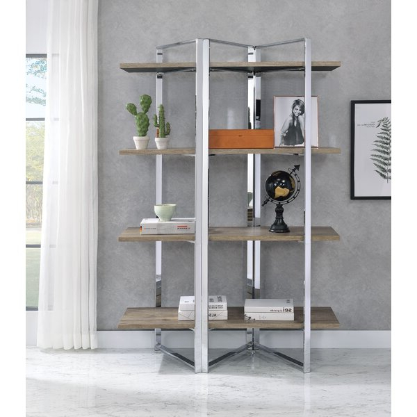 Most Up To Date Meadowlakes Etagere Bookcaseorren Ellis Within Kettner Etagere Bookcases (View 20 of 20)