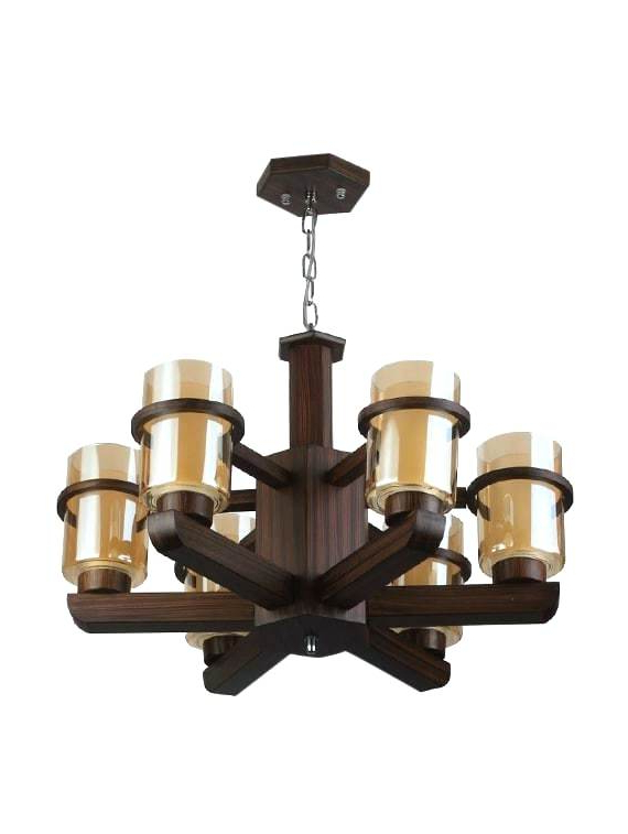 Most Up To Date Metal And Wood Chandelier – Medsynergy Within Hatfield 3 Light Novelty Chandeliers (View 22 of 30)