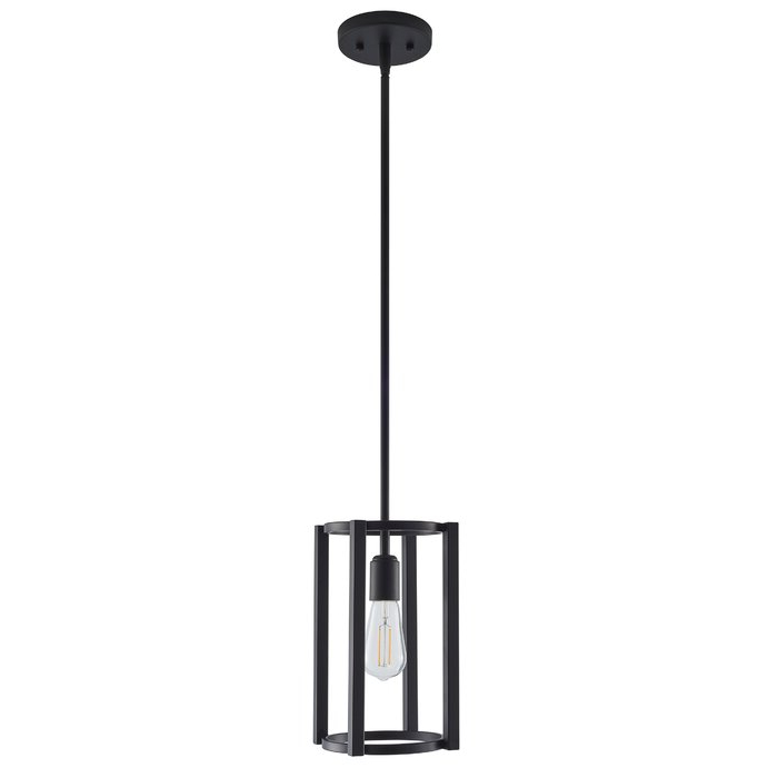Most Up To Date Nolan 1 Light Lantern Chandelier For Nolan 1 Light Lantern Chandeliers (Gallery 6 of 30)