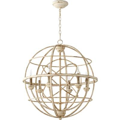 Most Up To Date Paladino 6 Light Chandeliers Intended For Paladino 4 Light Candle Style Chandelier (View 9 of 30)