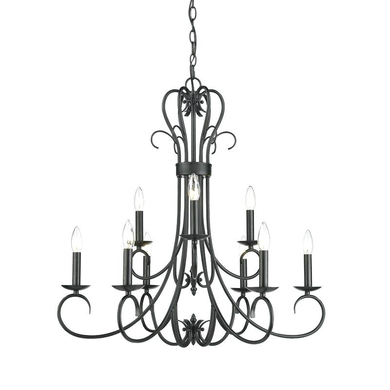 Most Up To Date Paladino 6 Light Chandeliers Pertaining To Candle Light Chandelier Salento 6 Light Candle Chandelier (View 15 of 30)