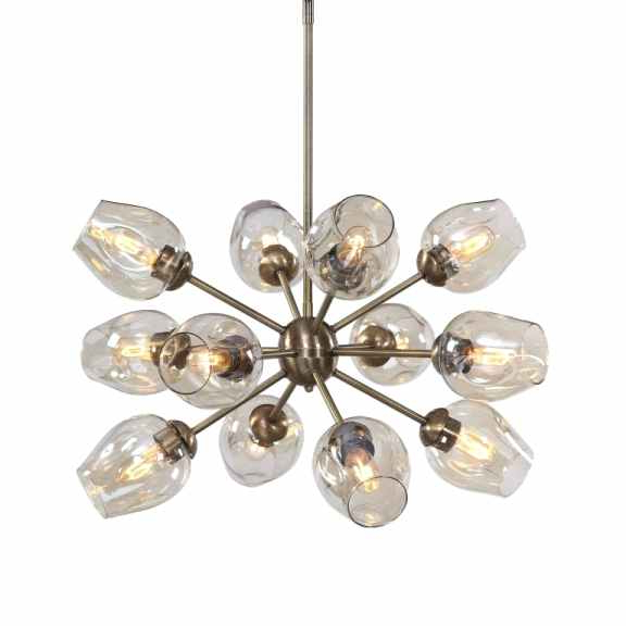 Most Up To Date Sputnik Light Fixture – Antionetteparkison (View 15 of 30)