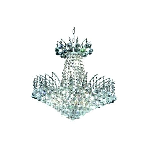 Most Up To Date Tag Archived Of Devanna 6 Light Crystal Chandelier : Pretty Throughout Verdell 5 Light Crystal Chandeliers (View 18 of 30)