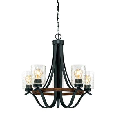 Most Up To Date Westinghouse – Chandeliers – Lighting – The Home Depot With Regard To Alayna 4 Light Shaded Chandeliers (View 25 of 30)