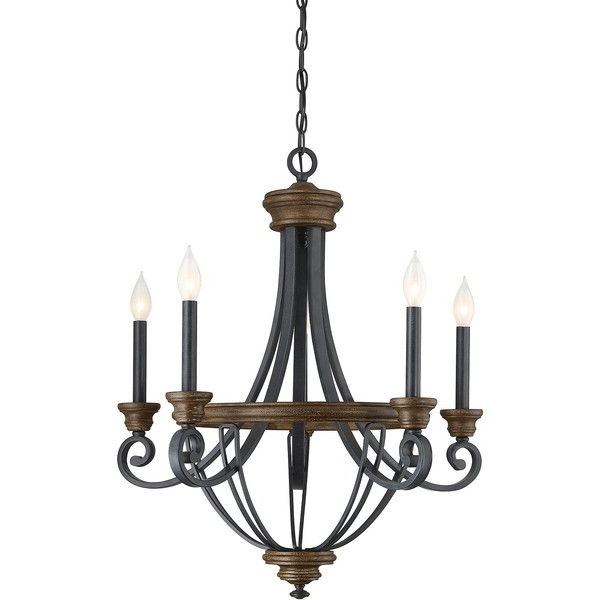 My Dream 9 To 5 Regarding Most Recently Released Diaz 6 Light Candle Style Chandeliers (Gallery 25 of 30)