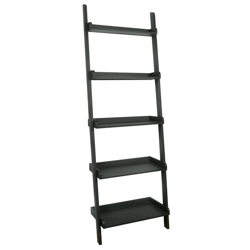 Nailsworth Ladder Bookcase Pertaining To Recent Nailsworth Ladder Bookcases (View 13 of 20)
