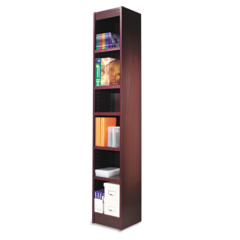 Narrow Profile Standard Cube Bookcase Pertaining To Preferred Narrow Profile Standard Cube Bookcases (Gallery 2 of 20)